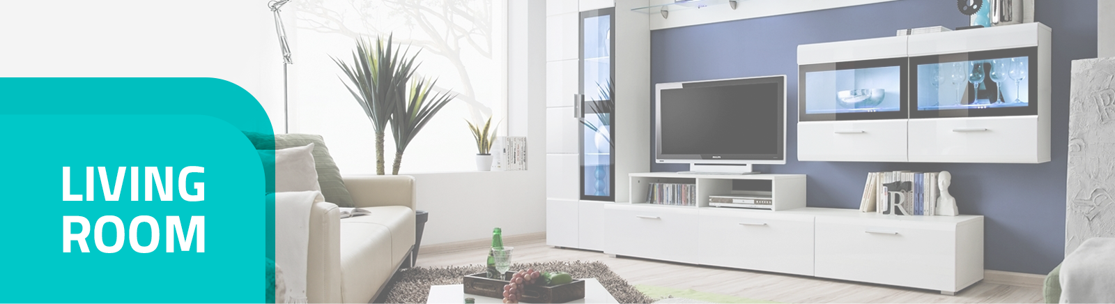 Modern and classic living room furnuture. Storage ideas.