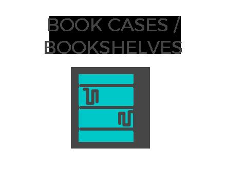 Book Cases / Bookshelves