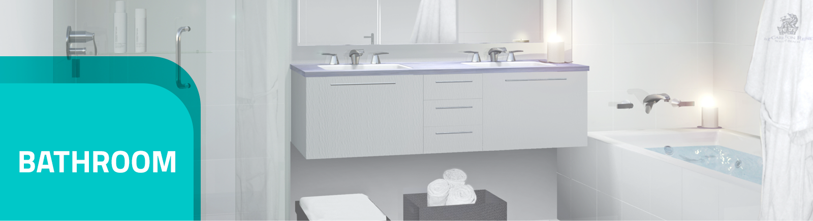 Bathroom inspirations and furniture